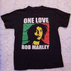 Bob Marley tshirt